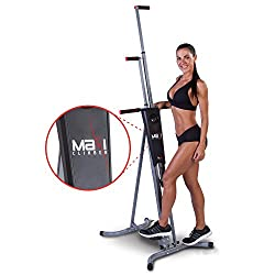 A great alternative to jogging, running or hiking, MaxiClimber works your entire body, for a maximum workout in minimum time Low-impact, MaxiClimber uses only your own bodyweight for resistance so there's no added stress on your joints Ergonomically ...