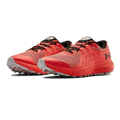 Under Armour 3021951-600_44, Zapatos para Correr Hombre, Red, EU