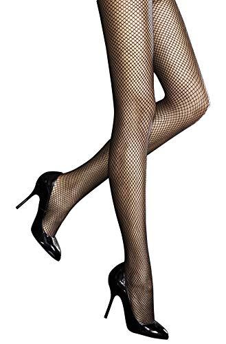 Fiore luxe netmaillot, in zwart, wit, rood, donkergrijs of safari.