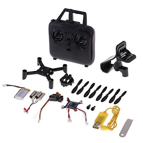 Homyl Mini Drone 360 Flips Stunt Camera Quadcopter Toy for Kids, Kit Non Assemblato