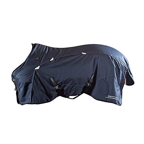 Equiline Paddock Decke NED wasserdicht 400Gr | Farbe: Blue | Größe: XL