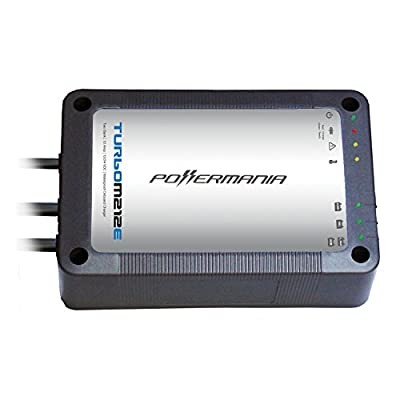 Powermania Turbo M106E waterproof battery charger