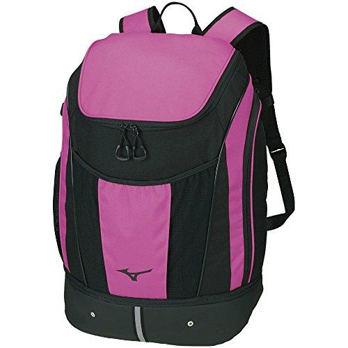 MIZUNO(ミズノ) プールバッグ プールバッグ バックパック 容量:35L N3JD800064 サイズ: ピンク N3JD8000 64:ピンク