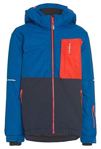 Icepeak Kinder Leith Skijacke blau 164