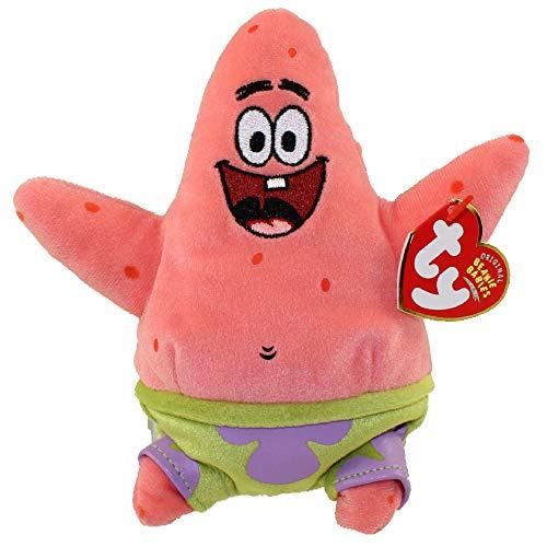 TY Beanie Babies Patrick Star [Toy]