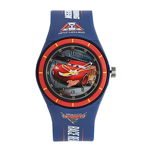 Zoop Cars Analog Blue Dial Unisex Watch NKC4048PP14/NNC4048PP14