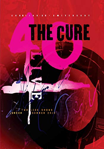 The Cure - 40 Live : Curaetion-25: From There To Here / From Here To There + Anniversary: 1978-2018 Live In Hyde Park London [DVD]