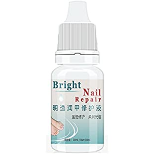MML Nail Treatment Essence Nail and Foot Whitening Toe Nail Fungus Removal 10ml (Clear):Tourlombok-piranti