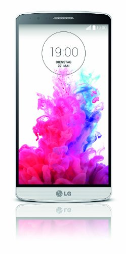 LG G3 Smartphone (5,5 Zoll (14 cm) Touch-Display, 32 GB Speicher, Android 4.4) weiß