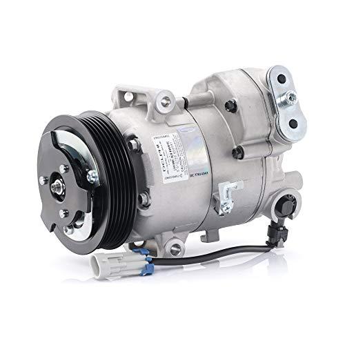 Kompressor für Klimaanlage Klimakompressor original DELPHI (TSP0155967)