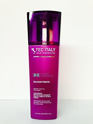 Price comparison product image Tec Italy Balsami Presto Leave In Treatments 10.1 oz