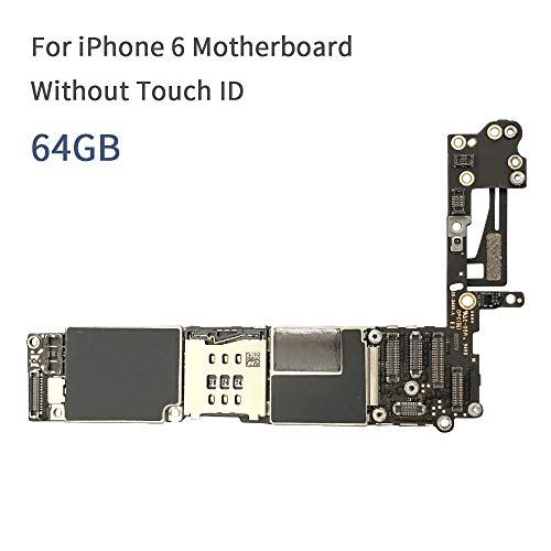 Für iPhone 6 (4,7 Zoll / 11,9 cm) Mainboard ohne Touch ID, 64GB No Touch ID