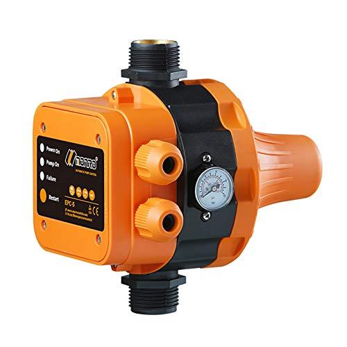 cdhgsh 10A 220V-240VAC IP65 waterdichte instelbare automatische waterpompdrukregelaar geel