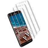 PUUDUU Protector de Pantalla para Samsung Galaxy S7 Edge, [3 Pack] Cristal Templado para Samsung Galaxy S7 Edge, Vidrio Templado, Dureza 9H, Anti-Rasguños, Sin Burbujas - TPU