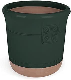 Gardenesque Loudon Artichoke Planter, Green, 24cm