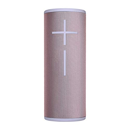 Ultimate Ears Megaboom 3 Tragbarer Bluetooth-Lautsprecher, 360° Sound, Satter Bass, Wasserdicht, Staubresistent & Sturzfest, One-Touch-Musiksteuerung, 20-Stunden Akkulaufzeit - seashell peach/rosa