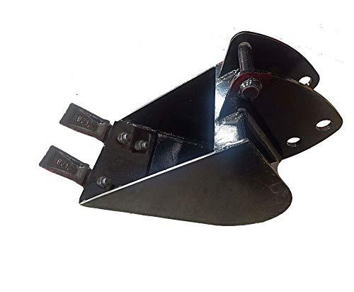 Baggerschaufel 200mm für HZC Power Minibagger BS200