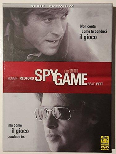 Spy Game (2 Dvd) (2001) - Edizione Limitata con Cartoncino Rigido Apribile