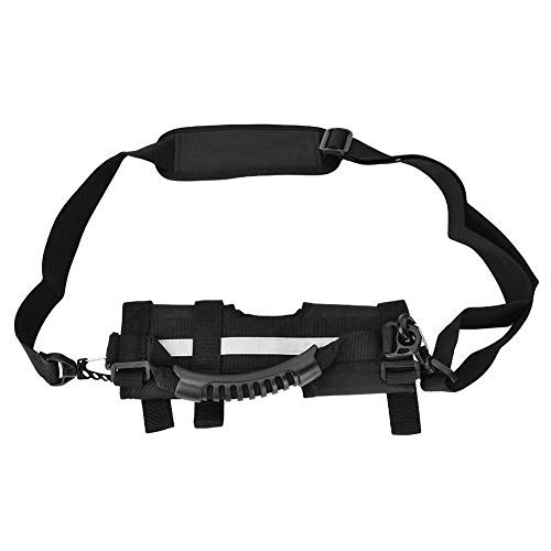 Victool Scooter Strap Carry Universal Scooter Hand Carrier Handle Strap Belt para Brompton Plegable Bicicleta Ciclismo Accesorio Handle Strap-a-Handle