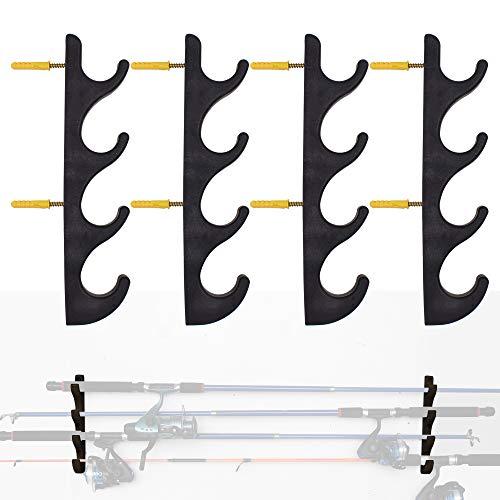 YYST Horizontal Fishing Rod Storage