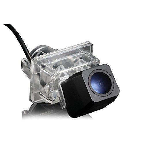 HDMEU Auto-Rückfahrkamera HD-Farbparksystem mit Nachtsicht, wasserdichtem & stoßsicherem Park-Assistenten für C Class E Class E Class W204/W 216/C204/W212/C207/ S12/W221/R231