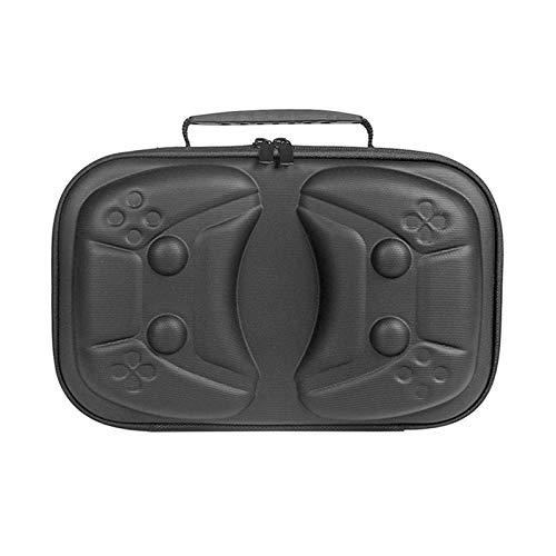 Hotsel Tragetasche Für PS5 Controller Aufbewahrungstasche Tragbare Schutzkoffer Behälter Staubdichte Reisetasche Tragbare Gamepad-Tasche