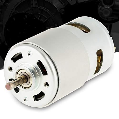 Motore Elettrico 12v Motore Brushless CC ad alta velocità 775 12V 12000 RPM avvitatore elettrico a cacciavite motore 775 12v motore dc 12v
