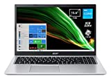 Acer Aspire 3 A315-58-35KV PC Portatile, Notebook con Processore Intel Core i3-1115G4, RAM 8 GB DDR4, 256 GB PCIe NVMe SSD, Display 15.6' FHD LED, Intel UHD, Windows 10 Home in S mode, Silver