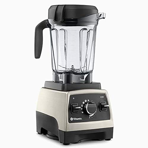 Vitamix 010338 Professional Series 750 Standmixer Edelstahl-Optik