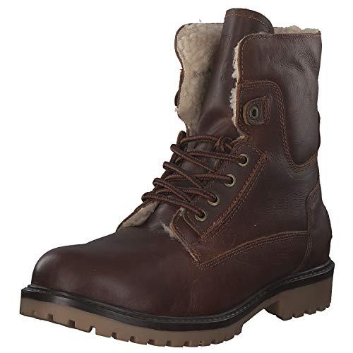Wrangler Herren Boots Aviator braun Gr. 46