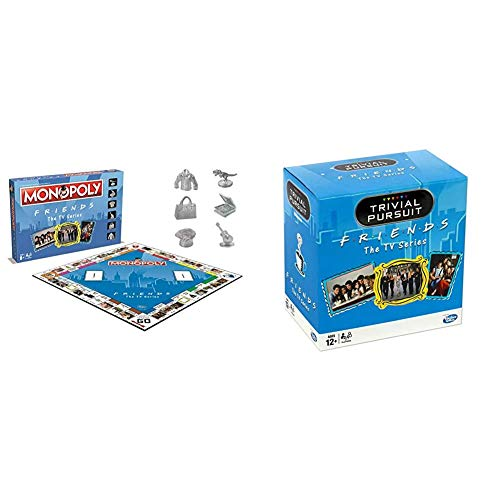 Winning Moves 27229 Board Games, Friends & Moves 27342 Friends Board Games