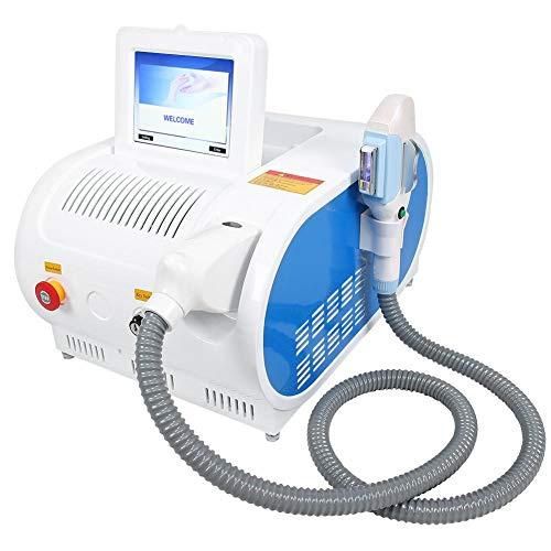 Hair Removal Machine, Portable Versatile La-ser Hair Removal Skin Rejuvenation Beauty Instrument Devices, High Power Pul-se Energy Beauty Machine, Designed for Beauty Salon(2#)