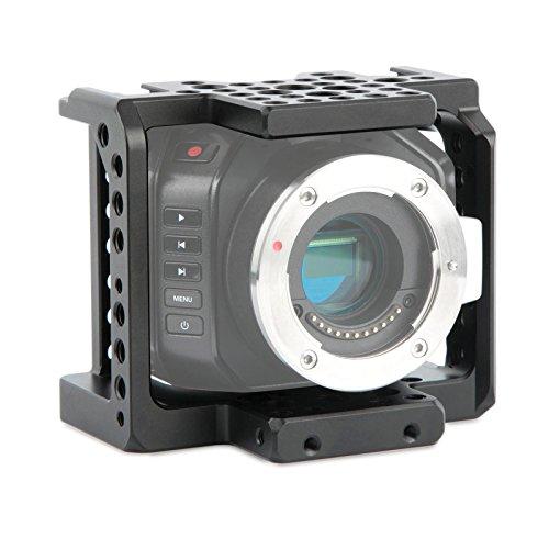 SMALLRIG Cage for Blackmagic Micro Cinema Camera for BMMCC and for Blackmagic Micro Studio Camera for BMMSC Camera - 1773