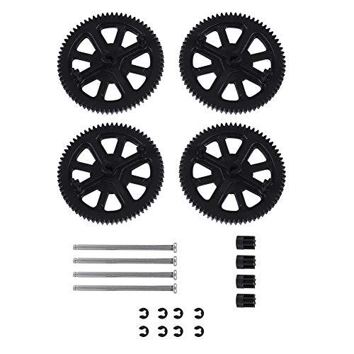 Keenso Drone Motor Gear Set, RC Ricambi Set Alberi Cambio per Parrot AR Drone 1.0 e 2.0 Quadcopter Set Alberi Cambio Accessori