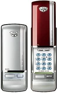 Milre(ミレー)  MI-310K EXEL エクセル デジタルドアロック 玄関防犯セキュリティ (シルバーor・レッドランダム発送) ( 海外直送品)