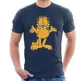 Garfield Shrug Men s T-Shirt
