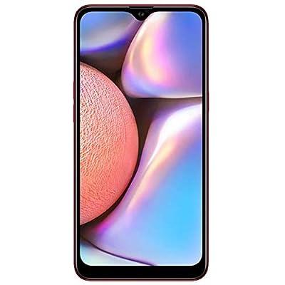 "Samsung Galaxy A10s (32GB, 2GB RAM) 6.2"" HD+ Infinity-V Display, 13MP+2MP Dual Rear Camera+8MP Front Facing Camera- 4G LTE Dual SIM GSM Factory Unlocked A107M/DS (Latin Specs)"
