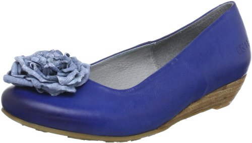 dkode Damen Rosalie Sandalen, Blau (Blue 014 41), 39