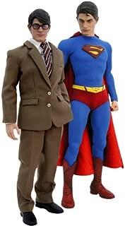 Hot Toys Movie Master Piece: Superman Returns - Superman Clark Kent 2 in 1 Ver.