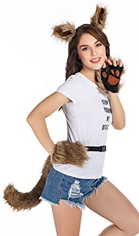 Wolf furry costumes for sale