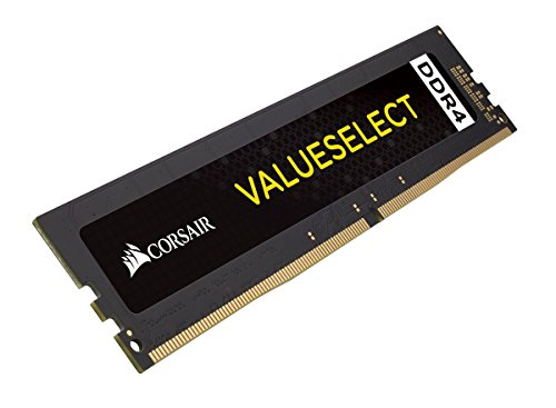 Corsair Value Select 32GB (1 X 32GB) DDR4 2400 C16 1.2V Desktop Memory