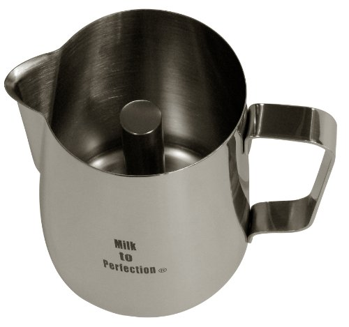 Espresso Supply Milk to Perfection Pitcher, 20-Ounce