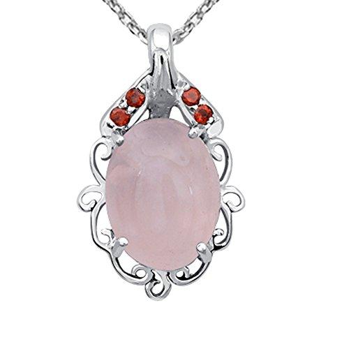 Cuarzo Rosa: Significado y Mantras del Cristal