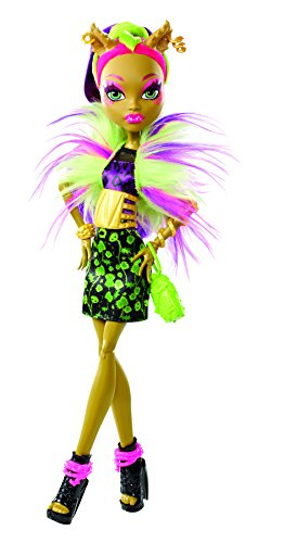Monster High Freaky Fusion Clawvenus Doll