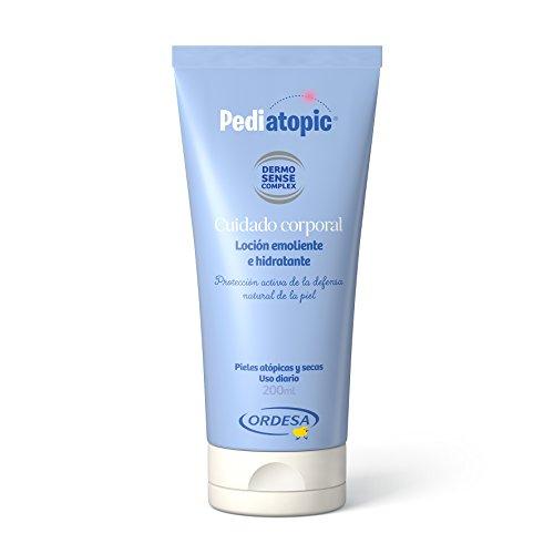 Pediatopic Cuidado Corporal 200ml, loción emoliente e hidratante específica para pieles...