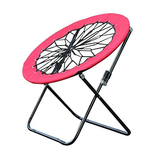 LLSS Outdoor Indoor Folding Chair Fishing Stool Comfortable and Durable Breathable Lazy Moon Chair Easy to carry Sofa