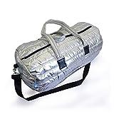 Bolso de Viaje NUVOLA®. Duffle Bag Apolo Puffer Style. 30x55x30