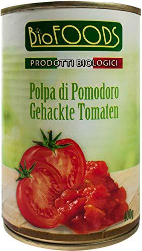 Biofoods Biofoods Polpa di Pomodoro Italiano Bio - 400 g