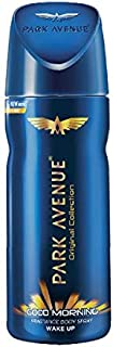 Park Avenue Good Morning Body Deodorant For Men, 100g