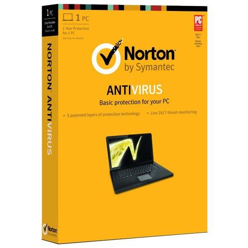 SYMANTEC - ANTIVIRUS NORTON 2013 1 USUARIO + NORTON UTILITIES